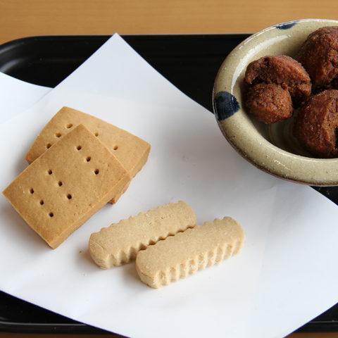 難消化米の加工品