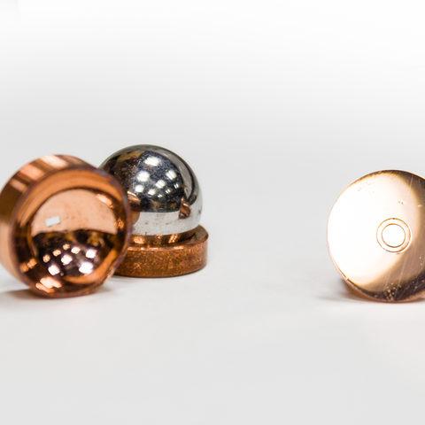 銅製ミラー